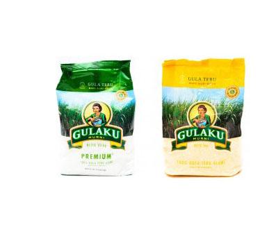 Harga gula 1 kg merek gulaku