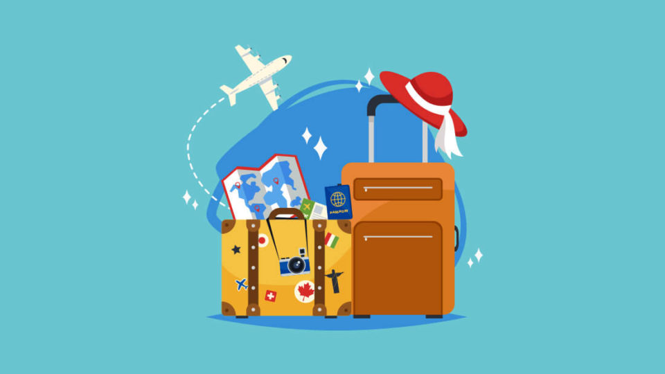 traveling ke luar negeri