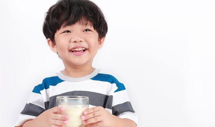 produk susu uht