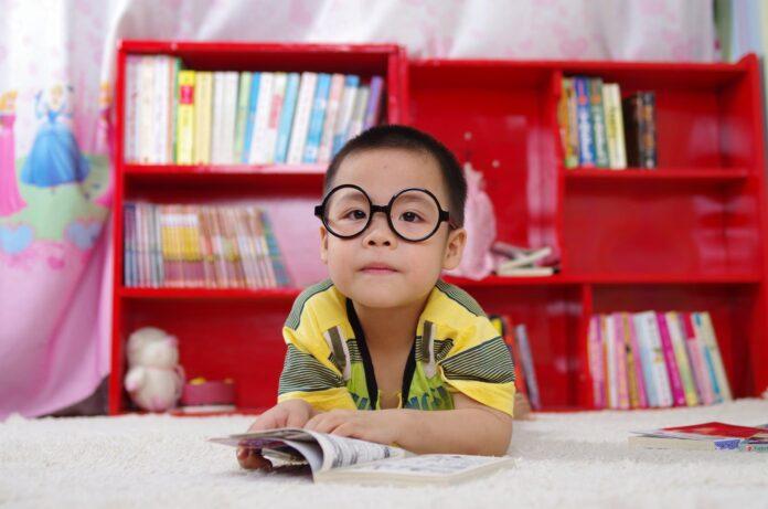 Agar anak cerdas