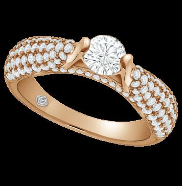 perhiasan berlian mewah
